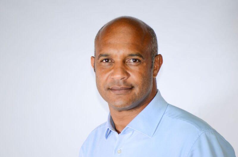 Daniel Gibbes, Président de la Collectivité de Saint-Martin