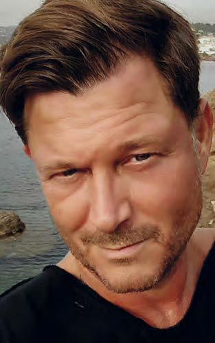 Nicolas Maslach, Direceur de la Réserve Naturelle de Saint-Martin