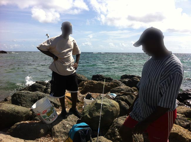 Pêche illégale à Coralita | Illegal fishing at Coralita
