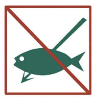 On ne pêche pas dans la Réserve..