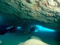 Plongée à proximité de l'ilet Tintamarre