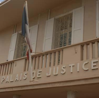 Palais de Justice de st.Martin