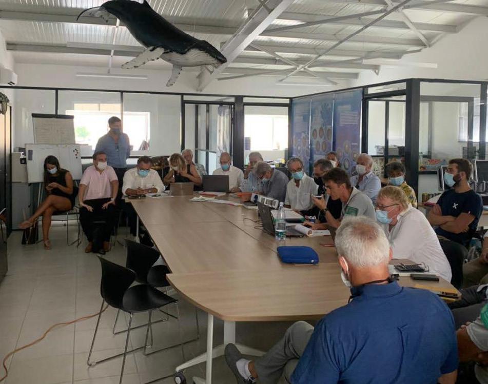 Le comité consultatif réuni le 18 mai 2021 - The advisory committee met on May 18, 2021