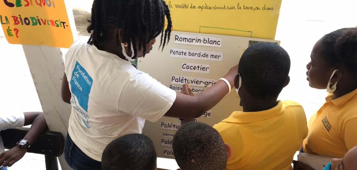 L'école Clair Saint-Maximin a obtenu son label AME - Clair Saint-Maximin school awarded its AME label