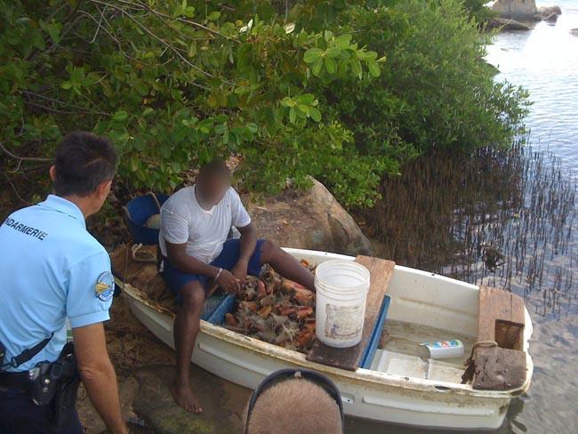 Ce pêcheur a été jugé par le tribunal correctionnel | This fisherman was tried by the criminal court