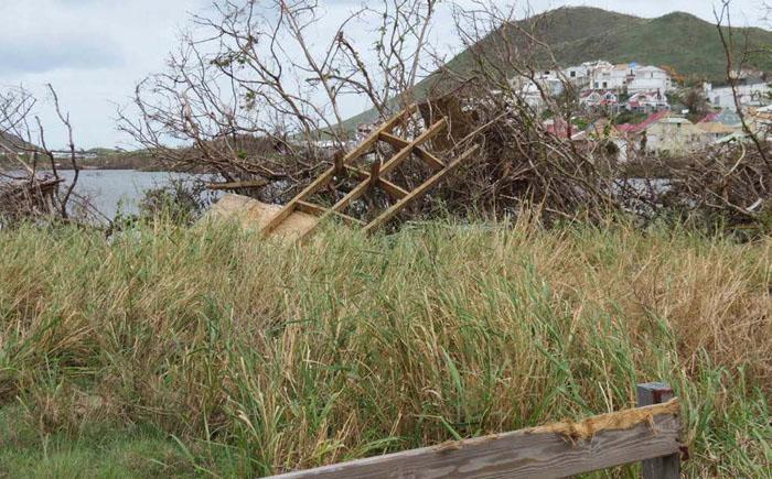 L'observatoire aux Oiseaux de l'étang de Chevrise