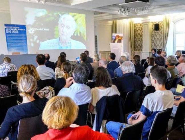 Le Comité français de l'UICN © Antoine Tomaselli