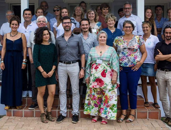 Le comité national Ifrecor s'est tenu à Saint-Martin en 2019 - The national Ifrecor committee met in Saint Martin in 2019