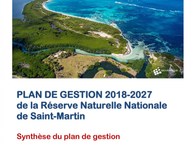 Synthèse du plan de gestion 2018-2027