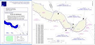Plan de bornage - Bell Hill