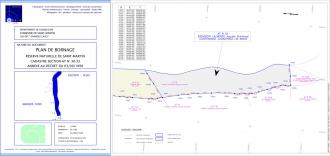 Plan de bornage - Grandes Cayes #3