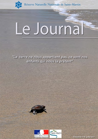 Journal de la Réserve Naturelle de St.Martin #29