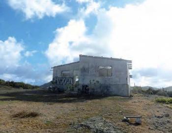 Cette maison en ruines sera détruite en 2015