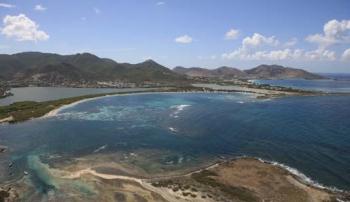 La baie du Galion - Galion Bay
