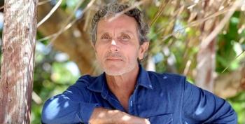 Pierre Aliotti, président de l'association de gestion de la Réserve naturelle de Saint-Martin