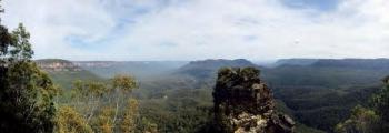 Paysage australien