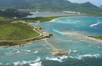 """La baie de l'Embouchure """"Galion Beach"""""""