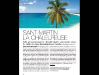 "The Réserve was applauded in ""Oui Magazine"""